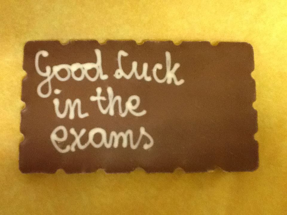 Best Good Luck Wishes and Messages for Exam
